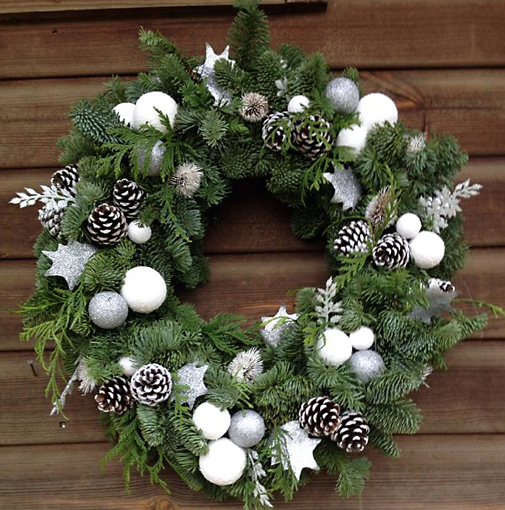 Flowers From The Barn Christmas And Wreaths
